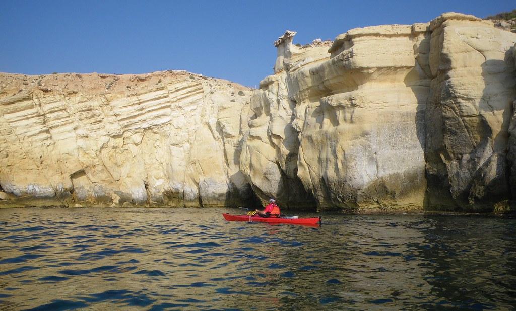 Cabo de Gata en kayak 305