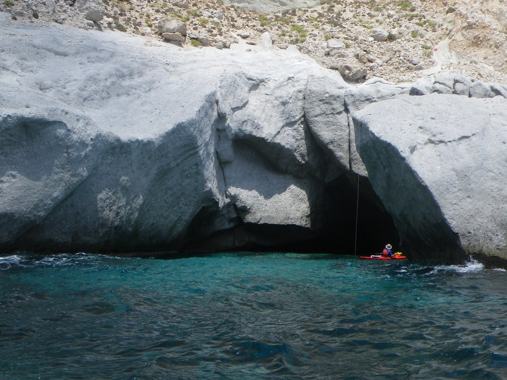 Cabo de Gata en kayak 146