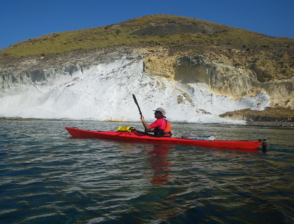 Cabo de Gata en kayak 431