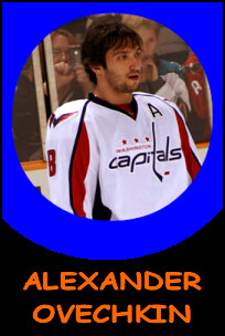 Pictures of Alexander Ovechkin!