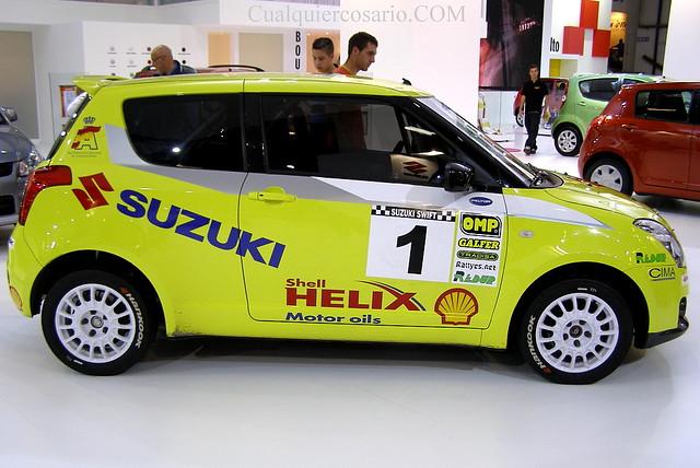 Suzuki Rally II
