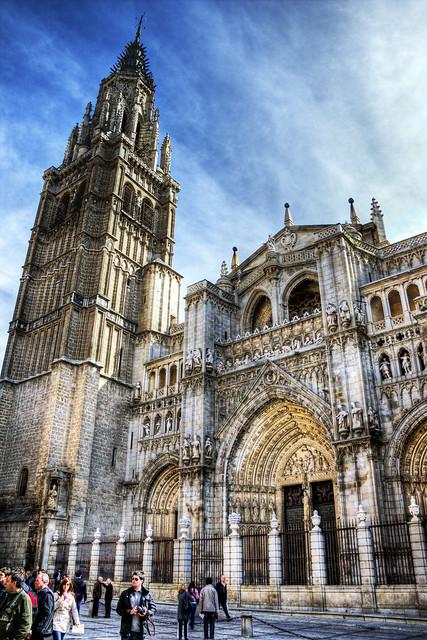 Cattedrale di Toledo - HDR