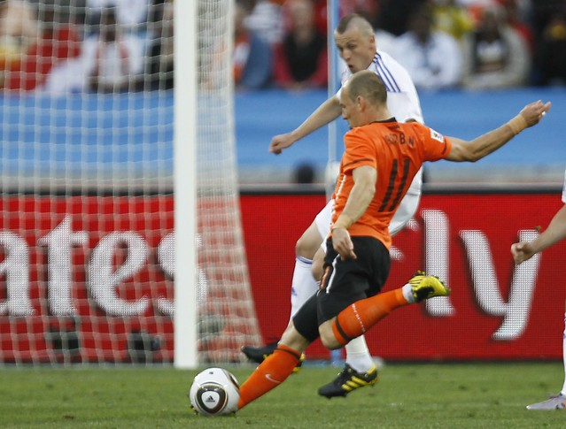 Gol Holanda Eslovaquia Mundial Sudáfrica
