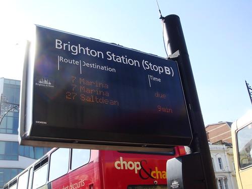 Brighton Station (Stop B)