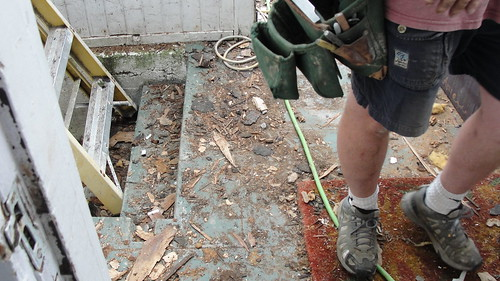 Project Empty 2 Mudroom Floor