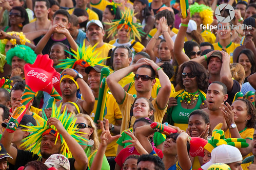 International FIFA Fan Fest - Rio de Janeiro - Praia de Copacabana - RJ - Brasil