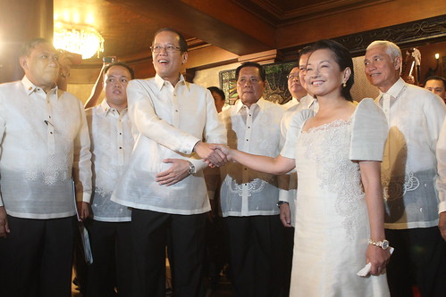 Inauguration of President Benigno S.
