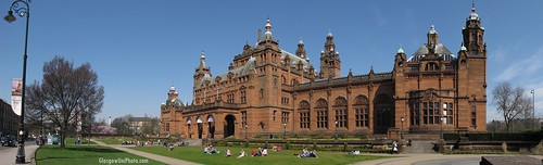 kelvingrove art gallery and