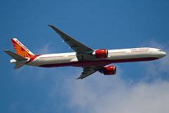 VT-ALR - 36316 - Air India - Boeing 777-337ER - 100617 - Heathrow - Steven Gray - IMG_4828