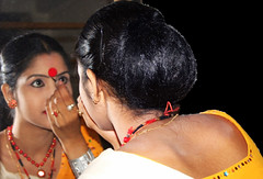 Hobane Amar Nachani - Will you be my Nachani (Monsoon Lover) Tags: life woman india reflection beauty lady dance flickr emotion communication assam jorhat bihu sudipmonsoonlover reflectiononamirror nachani sudipguharay
