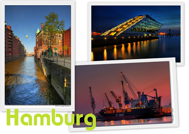 Hamburg collage1