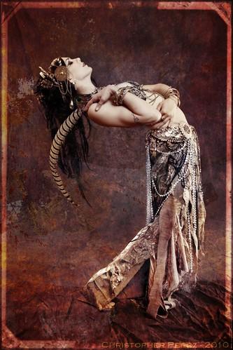 nagasita   exotic art nouveau