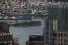 NYC (Juan Valentin, Images) Tags: city nyc newyorkcity manhattan rockefellercenter queens eastriver topoftherock citta