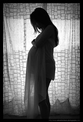PREGNANCY / GROSSESSE : Silhouette 3 (Sebastien LABAN) Tags: woman baby man girl photography kid pregnancy stomach parent grossesse photographe saintraphael