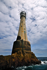 The Bishop Rock lighthouse, Isles of Scilly, England (iancowe) Tags: ocean england lighthouse house english rock atlantic trinity bbc bishop isles scilly wbnawgbeng