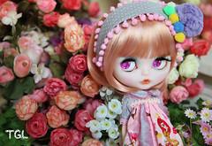 custom blythe_sweety heart