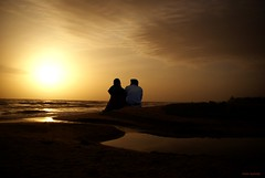 A MOMENT OF lOVE  ...... Calicut (aroon_kalandy) Tags: light sunset sea orange sun india love beach nature beauty composite landscape creativity evening adobephotoshop artistic sony awesome fine kerala lovers fantasy greatshot romantic impressions concept lovely majestic twosome naturelovers calicut kozhikode sihloutte topshots beautifulshot anawesomeshot calicutbeach sonydslra200 malayalikkoottam kozhikodebeach micarttttworldphotographyawards micartttt aroonkalandy theoriginalgoldseal michaelchee