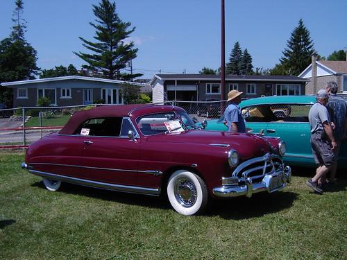 photos des belles autos d'hier