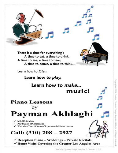 Payman Akhlaghi All Season Flyer 04