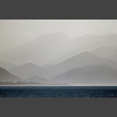 Seaward Kaikoura Range (Duncan George) Tags: ocean newzealand mountains tourism nature landscape coast landscapes pacificocean southisland coastline kaikoura ecotourism seawardkaikourarange saariysqualitypictures bestcapturesaoi