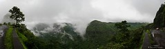 Heaven on Earth - Varandha Ghat (soumitra911) Tags: road panorama green clouds waterfall maharashtra around pune mws satara ghat waterfalla thepca bhor soumitra shivtharghal varandha inamdar soumitra911 raamdas