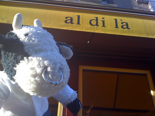 Hi! welcome to my birthday dinner at La Di Da!