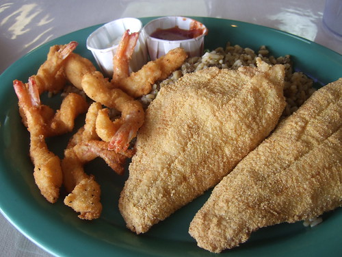 Lafayette Seafood Restaurant - Fried Catfish