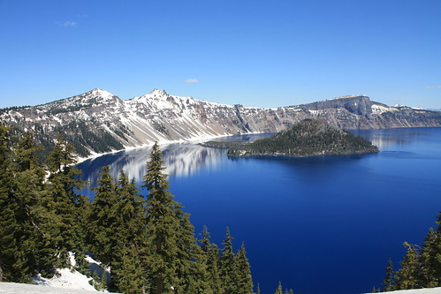 Crater Lake: First View