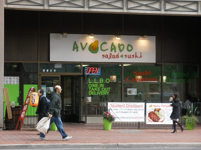 Scott Pilgrim Toronto Canada Happy Avocado