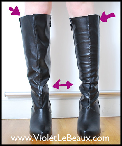 Tutorial- Modifying Boots