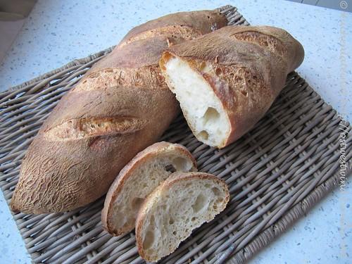Französisches Brot - Hamelman