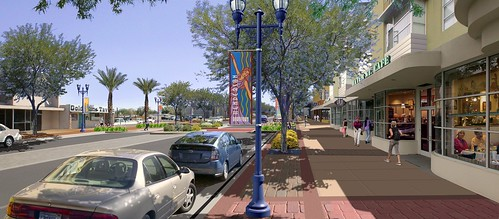 Henderson, NV re-imagined (by Urban Advantage via NRDC Picturing Smart Growth)
