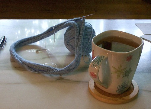 Yarn and Tea