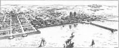 San Diego Bayfront Plan: Schematic From John Nolen's Plan For San Diego (1908)