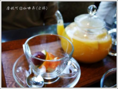 唐妮可☆吃喝玩樂過生活 拍攝的 20100703_咖啡弄(士林)_23。