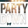 party-down (Kellybrookee) Tags: life girls friends party music art love beautiful up night photoshop fun fire typography lights fireworks live young drinking guys it bands stewart kristen chase sparks grpahic