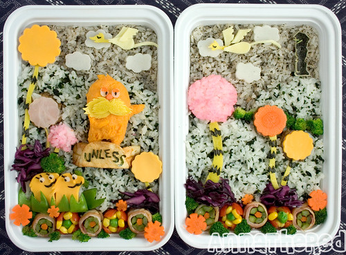 Bento #76: the Lorax
