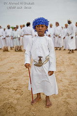 Omani Boy (digitalazia) Tags: portrait people face kids children nikon traditional jalan oman omani      d700   omanpeople