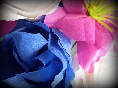 paper flowers 724