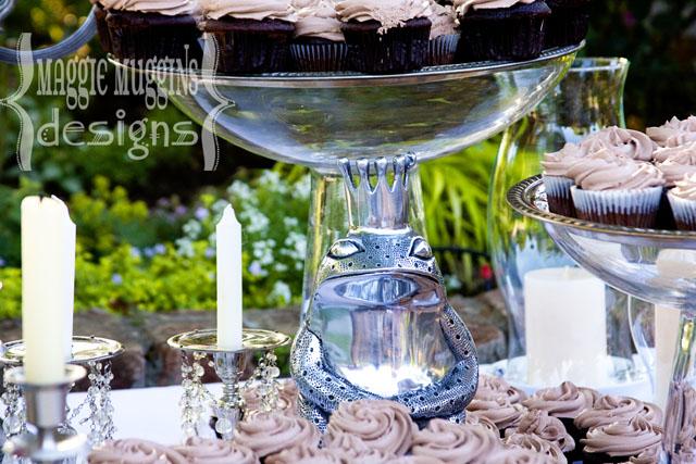 Cake Table Frog Prince