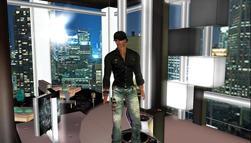 dj etc dollinger in second life