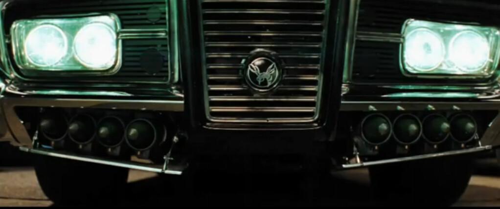 The Green Hornet 2011 Movie