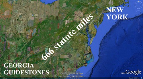 GEORGIA GUIDESTONES, NEW YORK, 666 4779788397_c2bba1d220