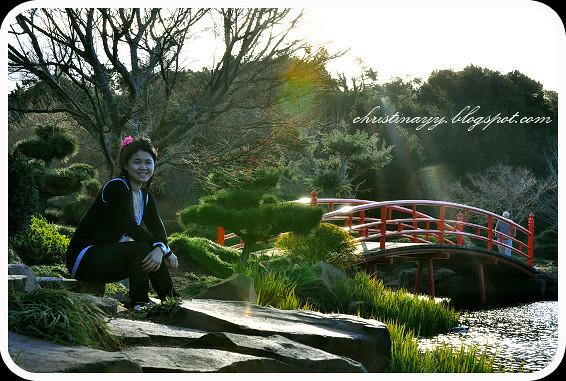 Japanese Garden: Photoshooting
