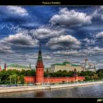 Moscow Kremlin (Московский Кремль)