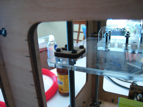 MakerBot ACME Rod Install