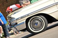 Summerfest Parade Ankeny Iowa 6 (12Jeepgirl~Never look back...) Tags: auto ford car photoshop vintage nikon midwest iowa parade 500 summerfest galaxie whitewall lightroom d300 cs4 ankeny photographyrocks adoble flickraward thisphotorocks