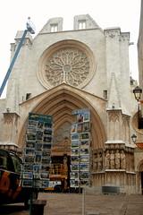 Die Cathedrale, Tarragona, Katalonien