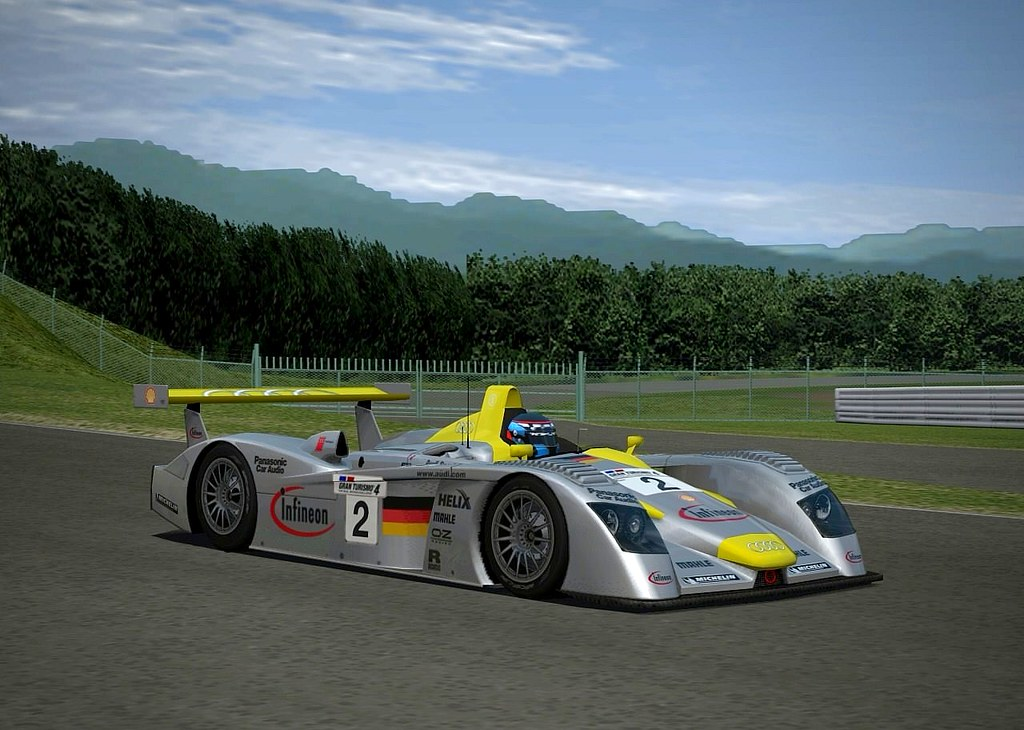 The Worlds Best Photos Of Beetle And Playstation Flickr Hive Mind - Audi r8 race car 01 gt6
