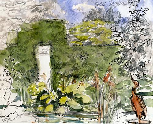 Normandy: Jardin Castillon